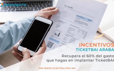 Aprueban deducciones del 60% en el IRPF y IS en ayudas para TicketBAI en Araba